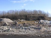 Rückbau, Halde (Hintergrund)